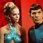 eonard Nimoy e il suo alter ego Mr Spock
