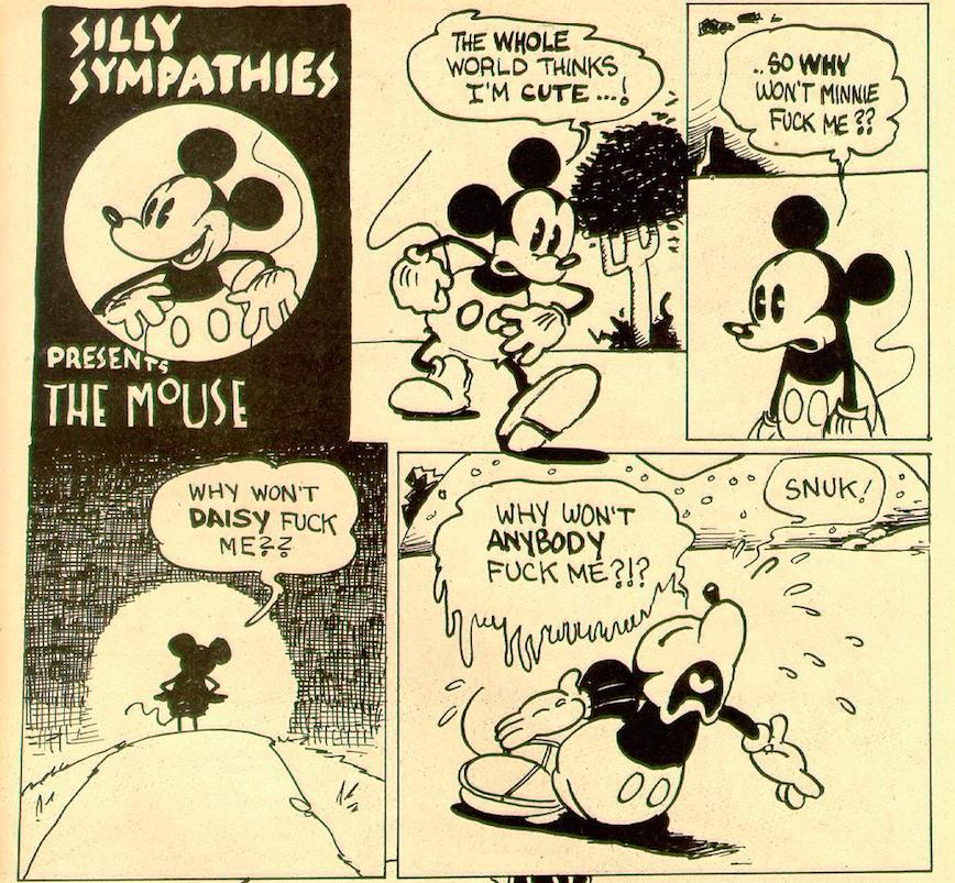 La strana storia della durata del copyright di Topolino