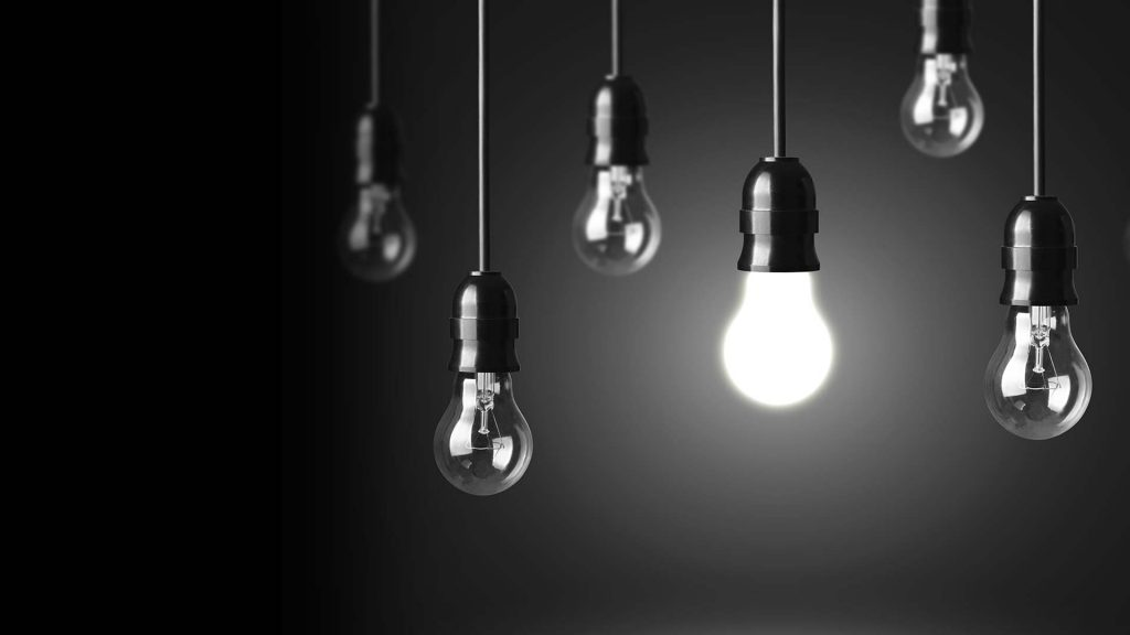 Creating inventive ideas template