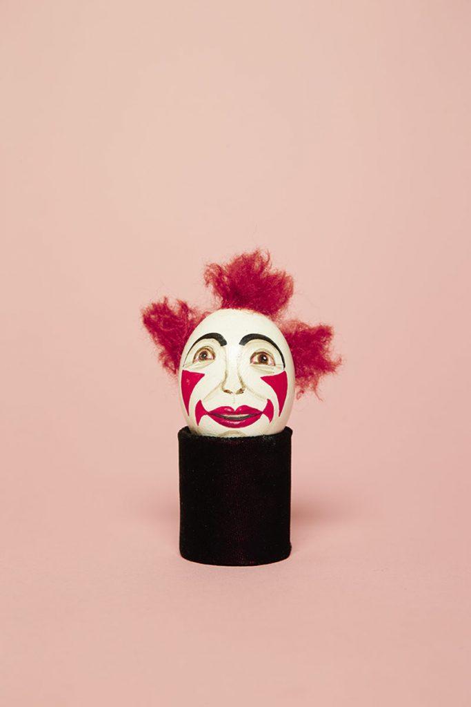La Tutela Del Copyright Dei Clown E Il Registro Con Le Loro Facce