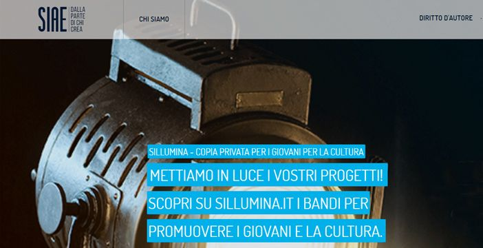 bandi dell'audiovisivo