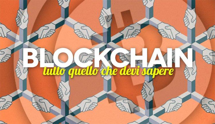 Blockchain applicata al diritto d'autore