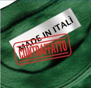commercio di merci contraffatte