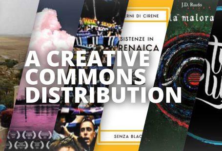 Pubblicare opere creative commons?