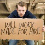 Diritto d'autore e work made for hire nel cinema