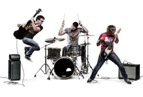 Il nome di una band musicale registrato come marchio