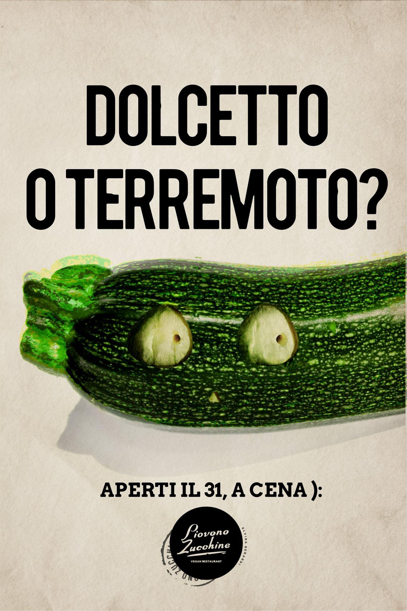 piovono zucchine