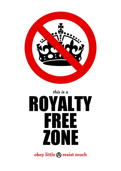 Cosa significa Royalty-free?