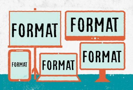 la tutela dell'idea e il deposito del format