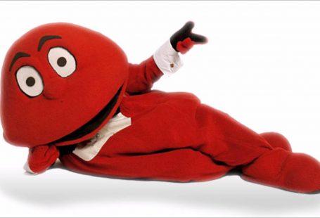 Il Gabibbo non è un plagio della mascotte americana Big Red