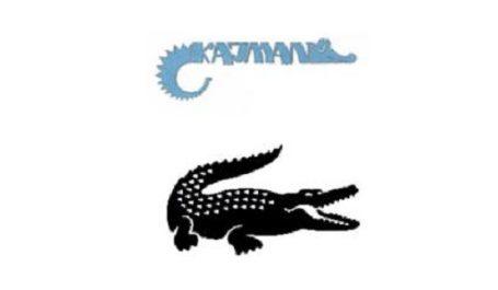 Il coccodrillo della Lacoste vince sul caimano polacco