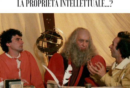 Cosa è la proprietà intellettuale