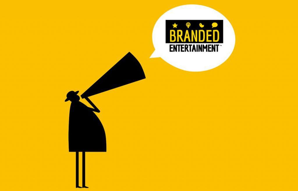 Che cosa è il branded entertainment