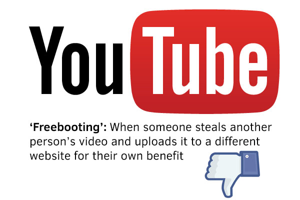 Youtube e Freebooting: come tutelarsi?