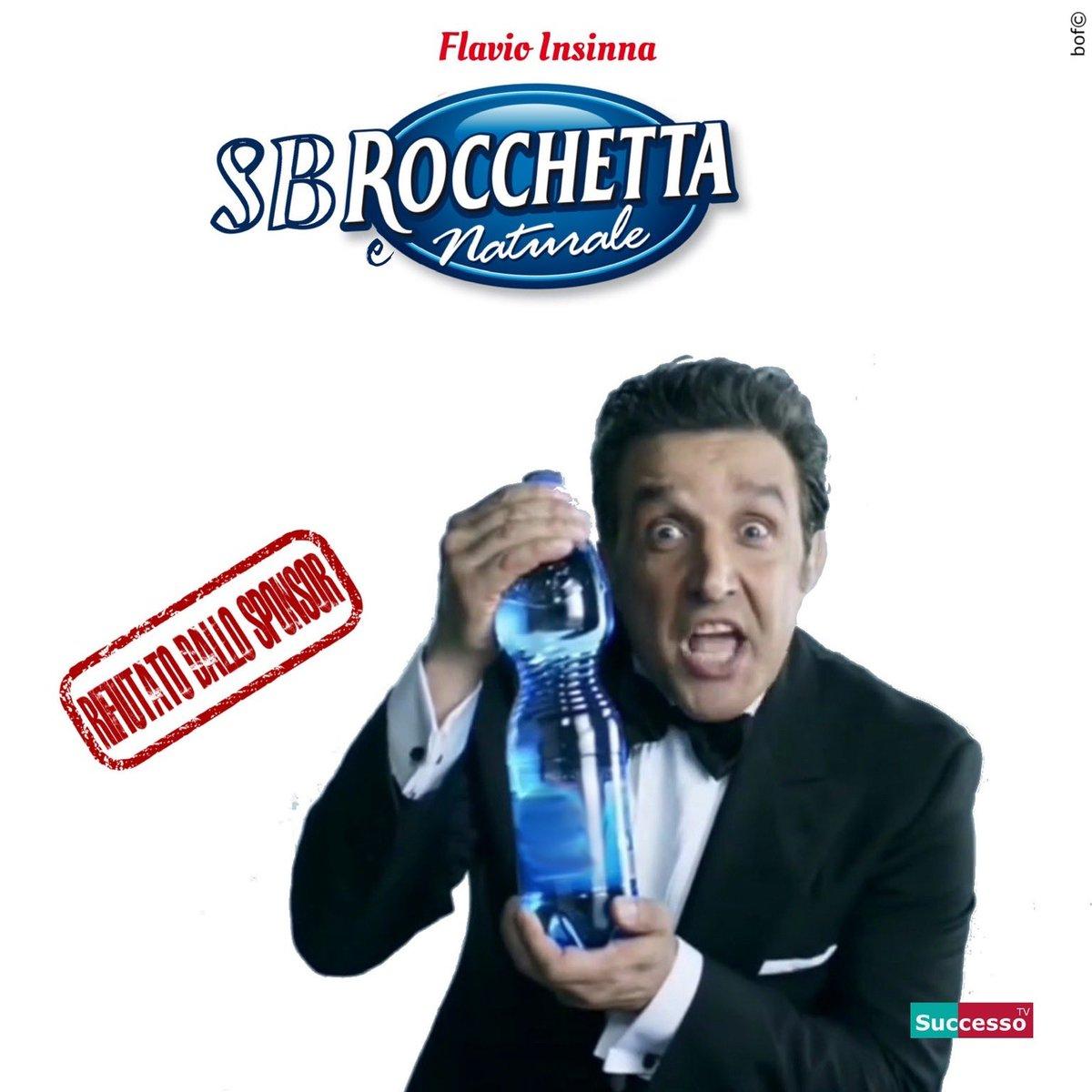 Il testimonial di un prodotto e gli obblighi del contratto: Rocchetta v. Fabio Insinna