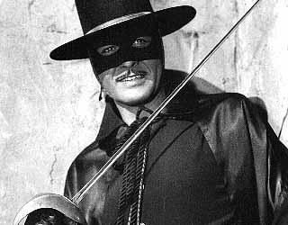 Copyright di Zorro