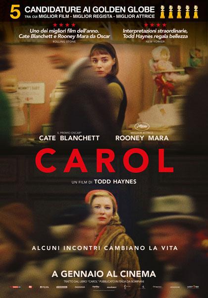 cinema d'autore Carol