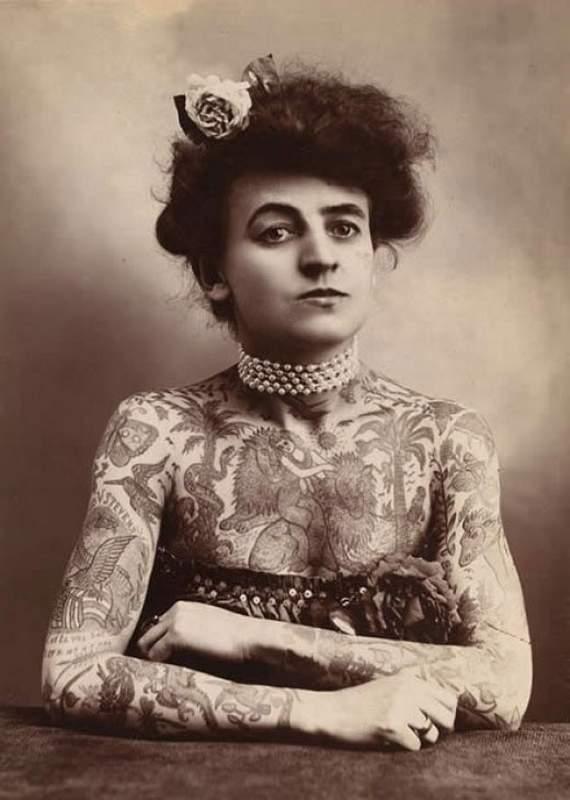 copyright su un tatuaggio