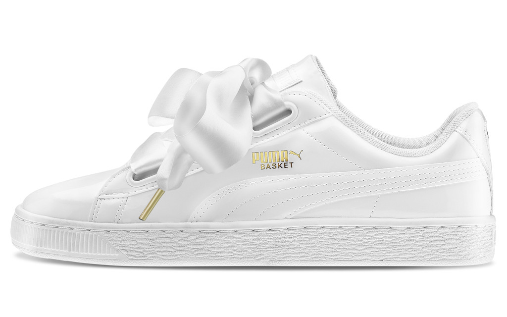 puma basket sneakers donna