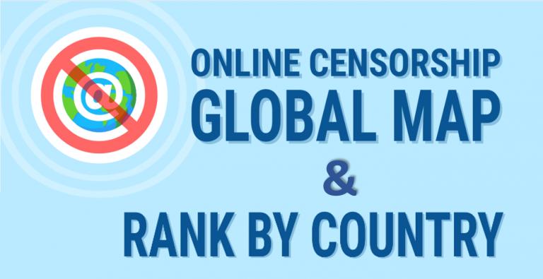 La censura online