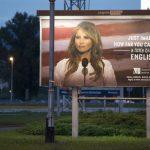 Diritto di immagine e Melania Trump