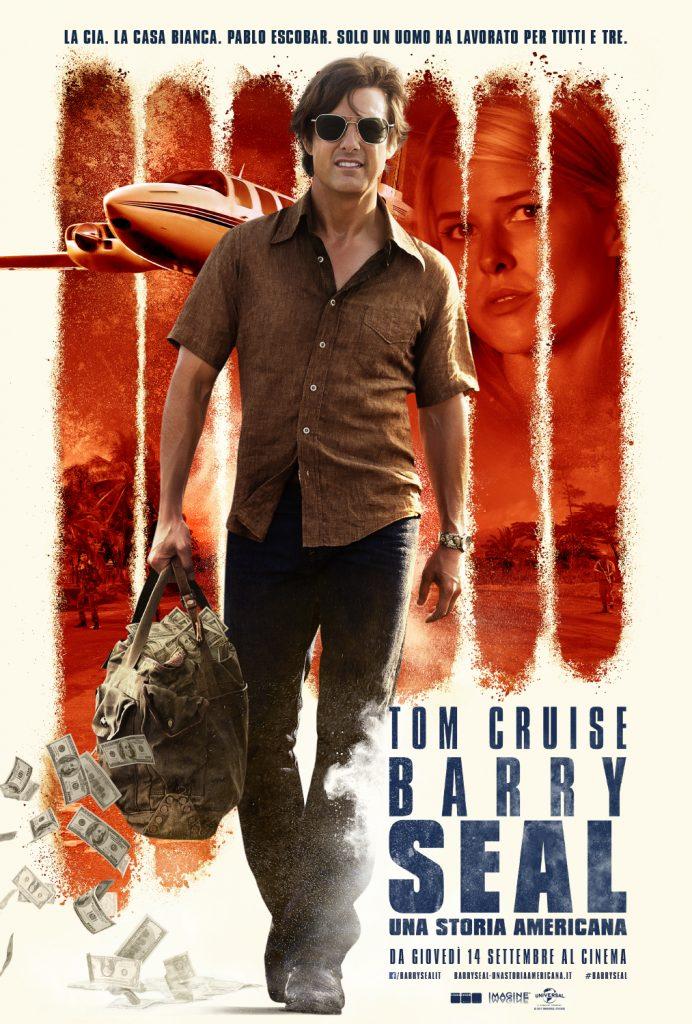 Diritto sulla biografia di Barry Seal il film con Tom Cruise