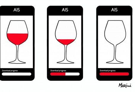 Il plagio delle guide di vini