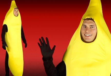 La protezione dei costumi di Halloween: quale originalità in una banana?
