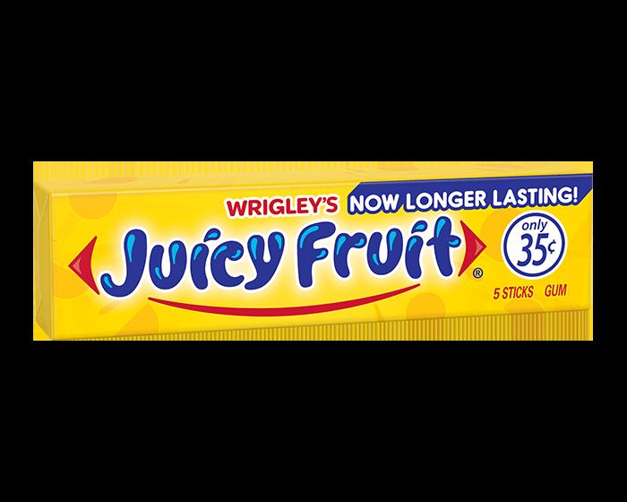 violazione del marchio Juicy Fruit: chewing gum o liquido per sigarette elettroniche?