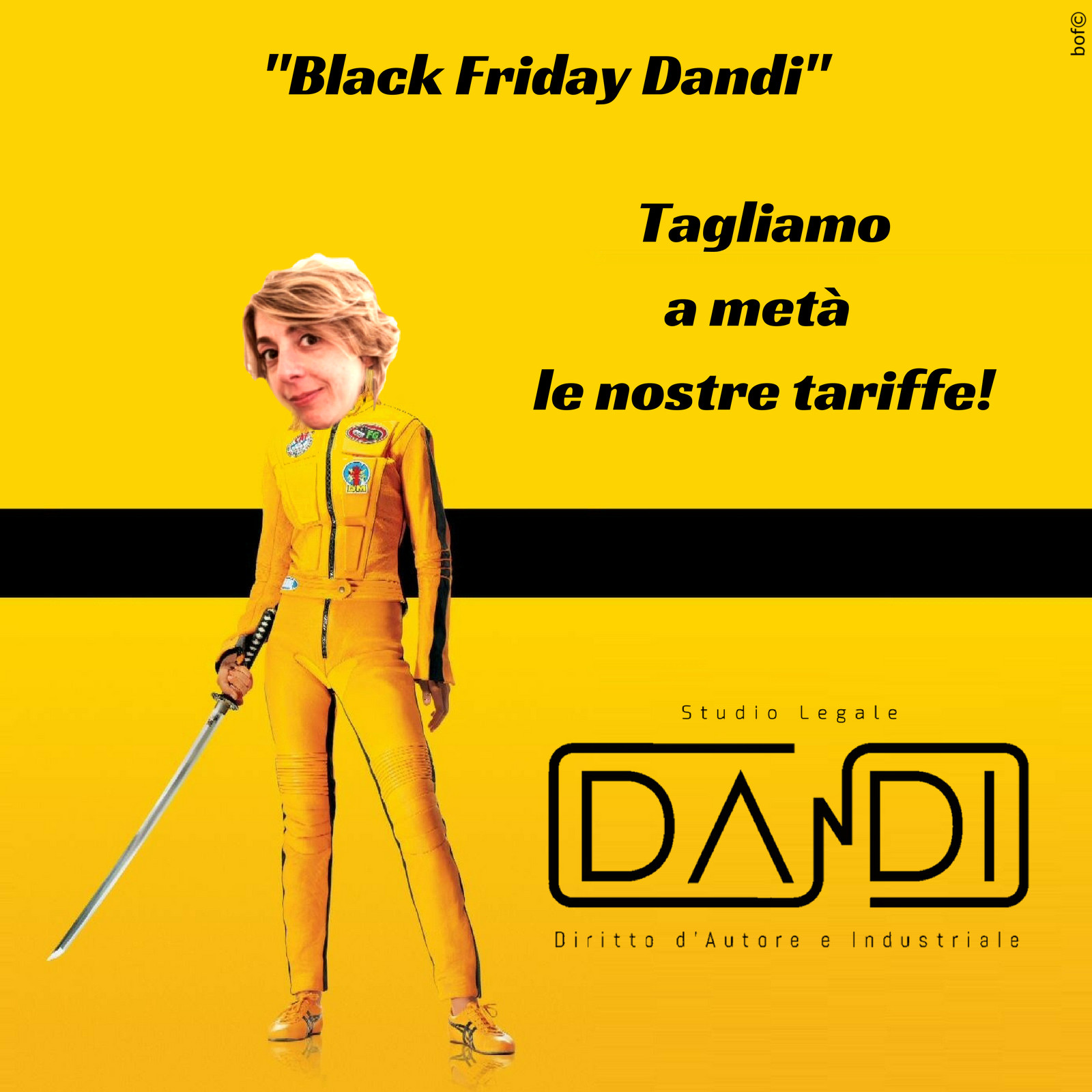Black Friday del Copyright