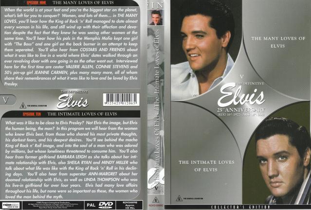 Definitive Elvis: l'uso non autorizzato di immagini in un documentario