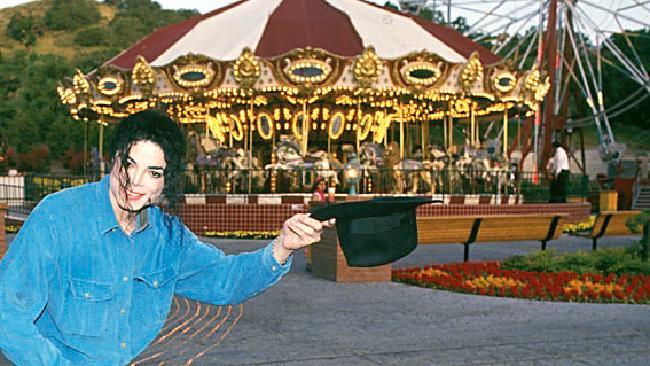 Il marchio di Michael Jackson e la sua isola che non c'è