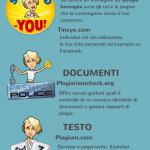 Plagio di immagini e contenuti web
