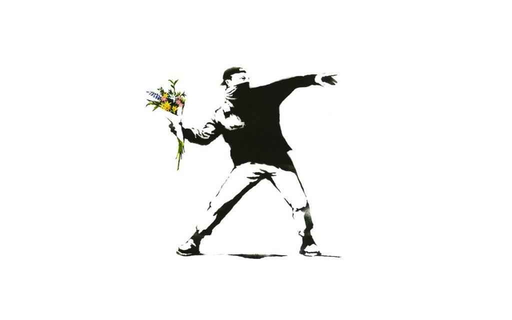 lanciatore di fiori