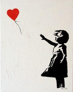 Banksy a Milano e il merchandising delle sue opere