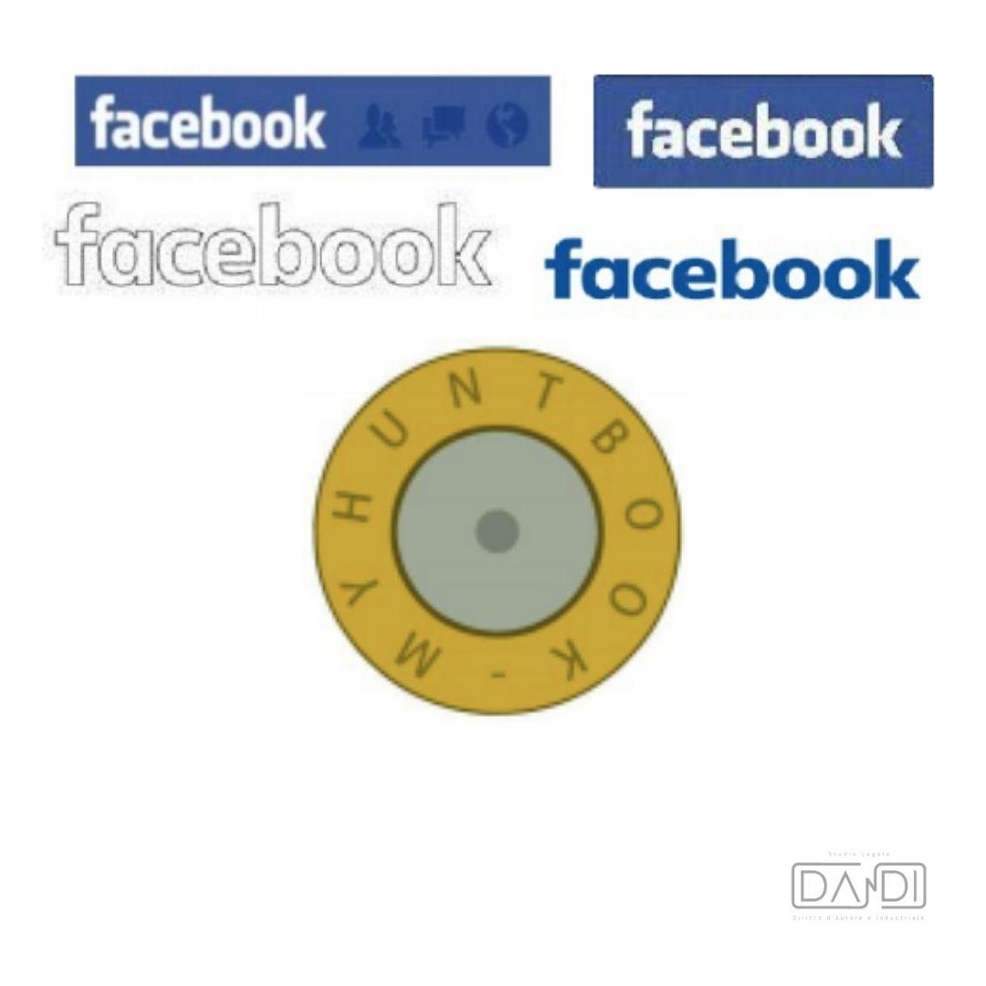 marchio facebook huntbook