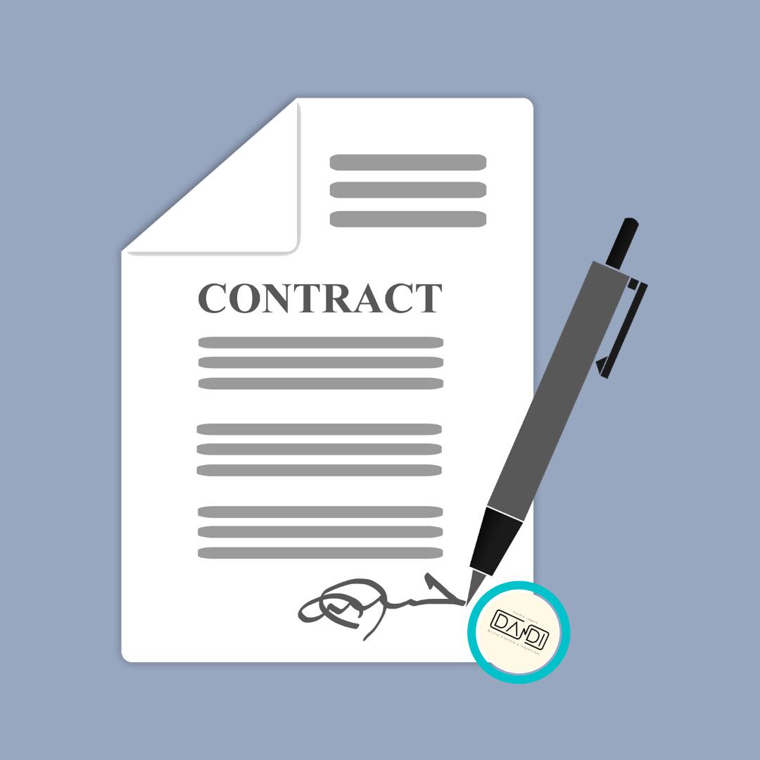 Contratto cessione diritti d'autore