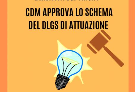 Direttiva copyright e le nuove regole del diritto d'autore